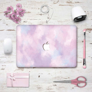 MacBook Decal - Violet Mist | Slick Case