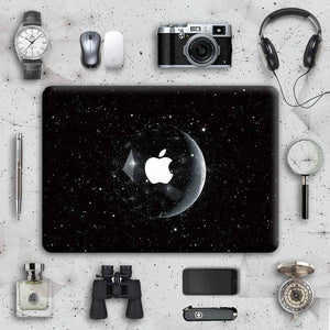 Macbook Decal [A1370/A1465] MacBook Air 11' MacBook Decal - Moon Eclipse