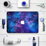 MacBook Decal - Galaxy Stars
