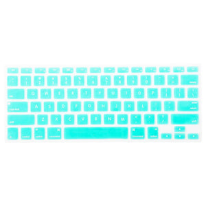 Macbook Keypad Macbook Air 11' [A1370/A1465] / Turquoise Blue Multi-Color Macbook Keypads - Turquoise Blue