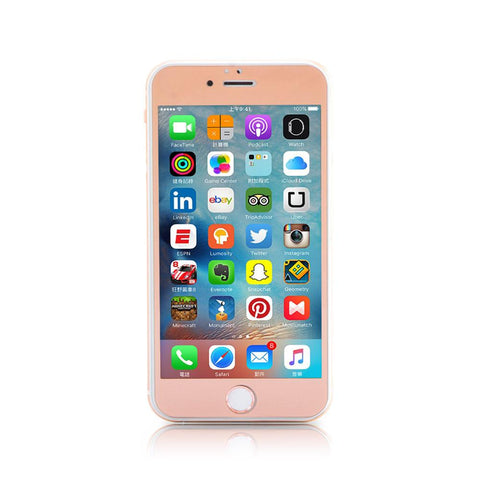 Rose Gold HD Protector Glass