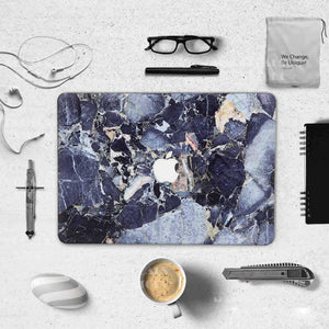 Macbook Decal [A1370/A1465] MacBook Air 11' MacBook Decal - Shattered Marble