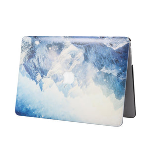 MacBook Case - Frosty Heights