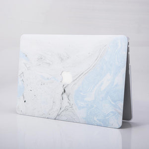 Macbook Discount Package [A1370/A1465] MacBook Air 11' / iPhone 6/6s / Multi-Color Macbook Keypads - Snowy White MacBook & iPhone Case Package - Baby Blue Fossil