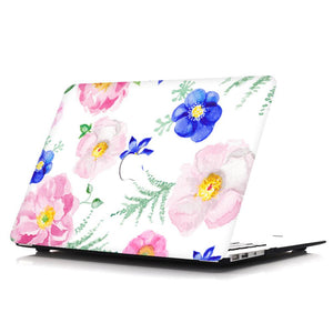 Macbook Case [A1370/A1465] MacBook Air 11' Macbook Case - Waterpaint Floral