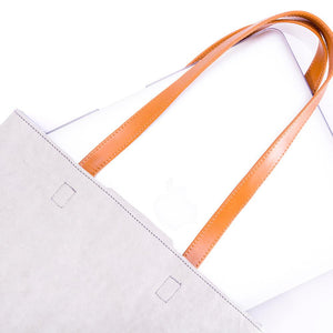 Mac Tote Bag - Grey