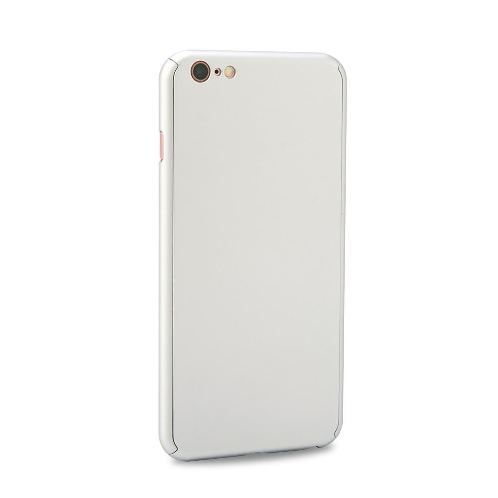 Best Slim iPhone Case - iPhone Case - 360 Full Cover Seamless Case iPhone 6/6S / White