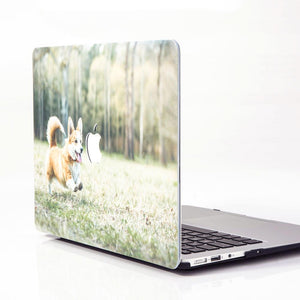 Macbook Case [A1370/A1465] MacBook Air 11' MacBook Case - Corgi