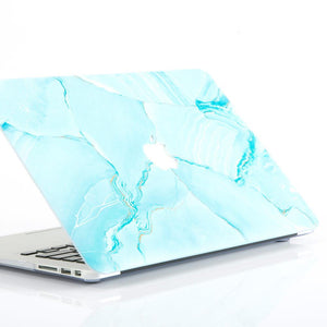 MacBook Case - Turquoise Marble