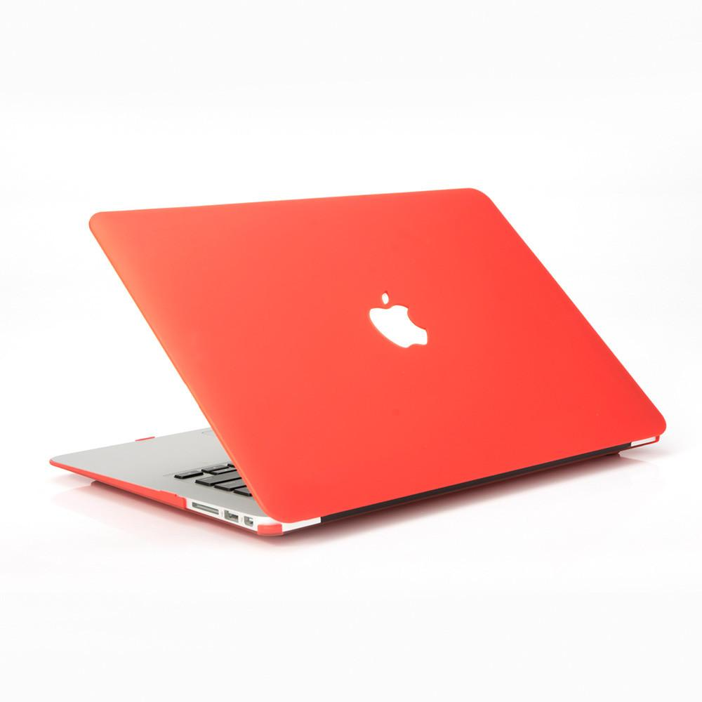 best service 42460 ed424 MacBook Case - Matte Red | Slick Case