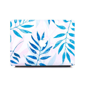 MacBook Case Protective Screen Package - Palm Leaves - Slick Case