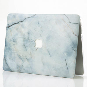 Macbook Protective Package [A1370/A1465] MacBook Air 11' / Gradient Keypad - Grey MacBook Case Protective Screen Package - Submarine Marble