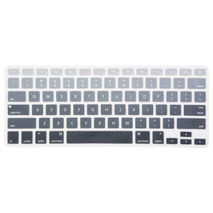 Macbook Protective Package [A1370/A1465] MacBook Air 11' / Gradient Keypad - Grey MacBook Case Protective Screen Package - Refraction Marble