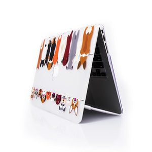 Macbook Case [A1370/A1465] MacBook Air 11' MacBook Case - Doggos Hangout