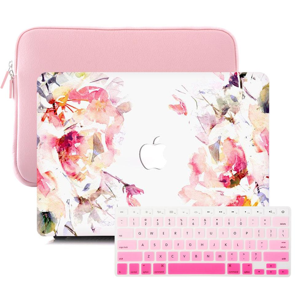 Macbook Sleeve Package MacBook Case Sleeve Package - Floral Celestial