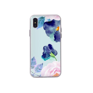 Graphic iPhone Case iPhone Case - Floral Paradise
