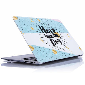 Macbook Case [A1370/A1465] MacBook Air 11' Macbook Case - Have A Nice Day