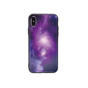 Graphic iPhone Case iPhone Case - Intergalactic Space