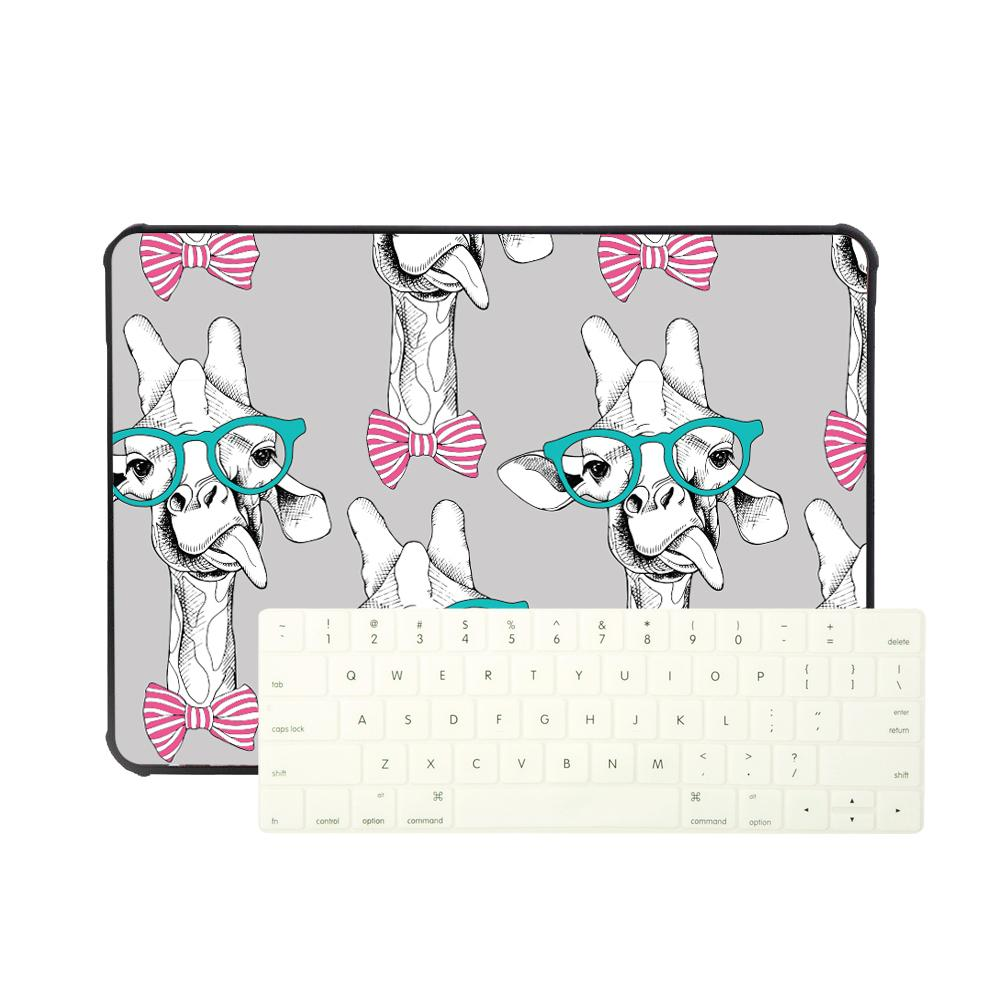 Laptop Leather Sleeve Package - The Effeminate Giraffe