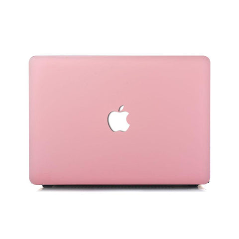 MacBook Case - Matte Love Pink
