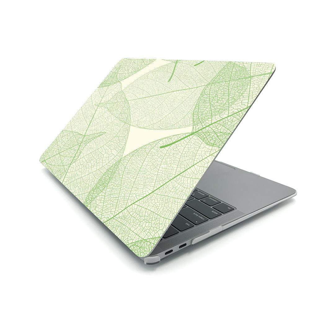 Best Macbook Case - MacBook Case - Leaf Texture