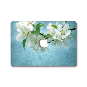 MacBook Decal - Blossom | Slick Case