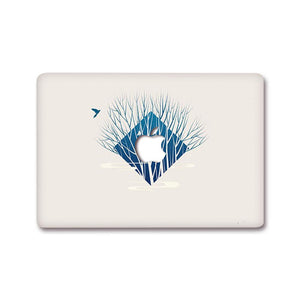 MacBook Decal - Branch Out | Slick Case