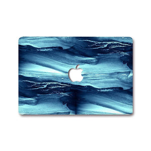 MacBook Decal - Fluorescent Fossil | Slick Case