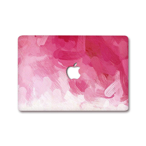 MacBook Decal - Love Pink