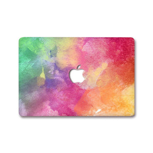 Macbook Decal [A1370/A1465] MacBook Air 11' MacBook Decal - Rainbow Cast