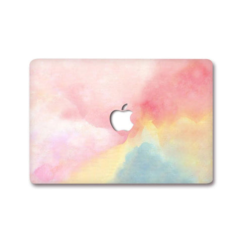 MacBook Decal - Rainbow Mist