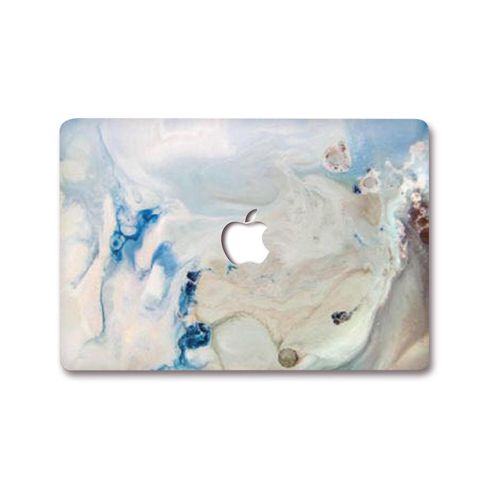 Best Macbook Decal - MacBook Decal - Shell Marble
