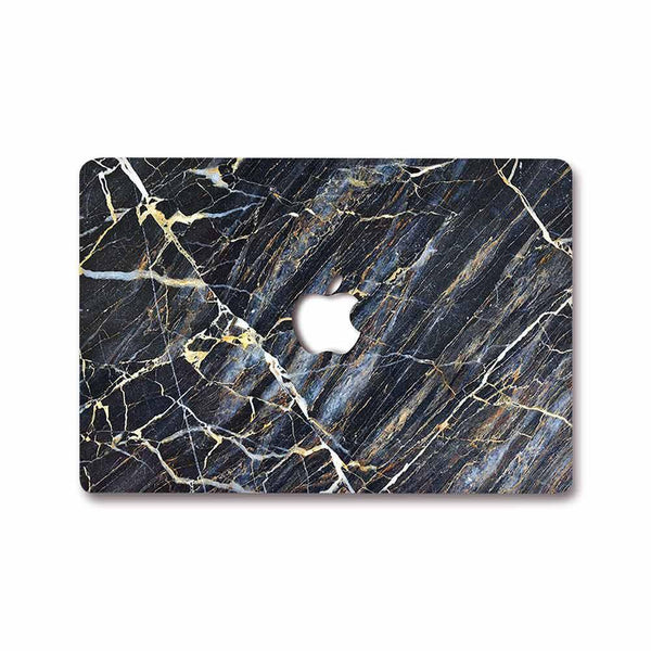 MacBook Decal - Streak Marble