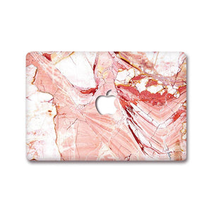 MacBook Decal - Wine Marble | Slick Case