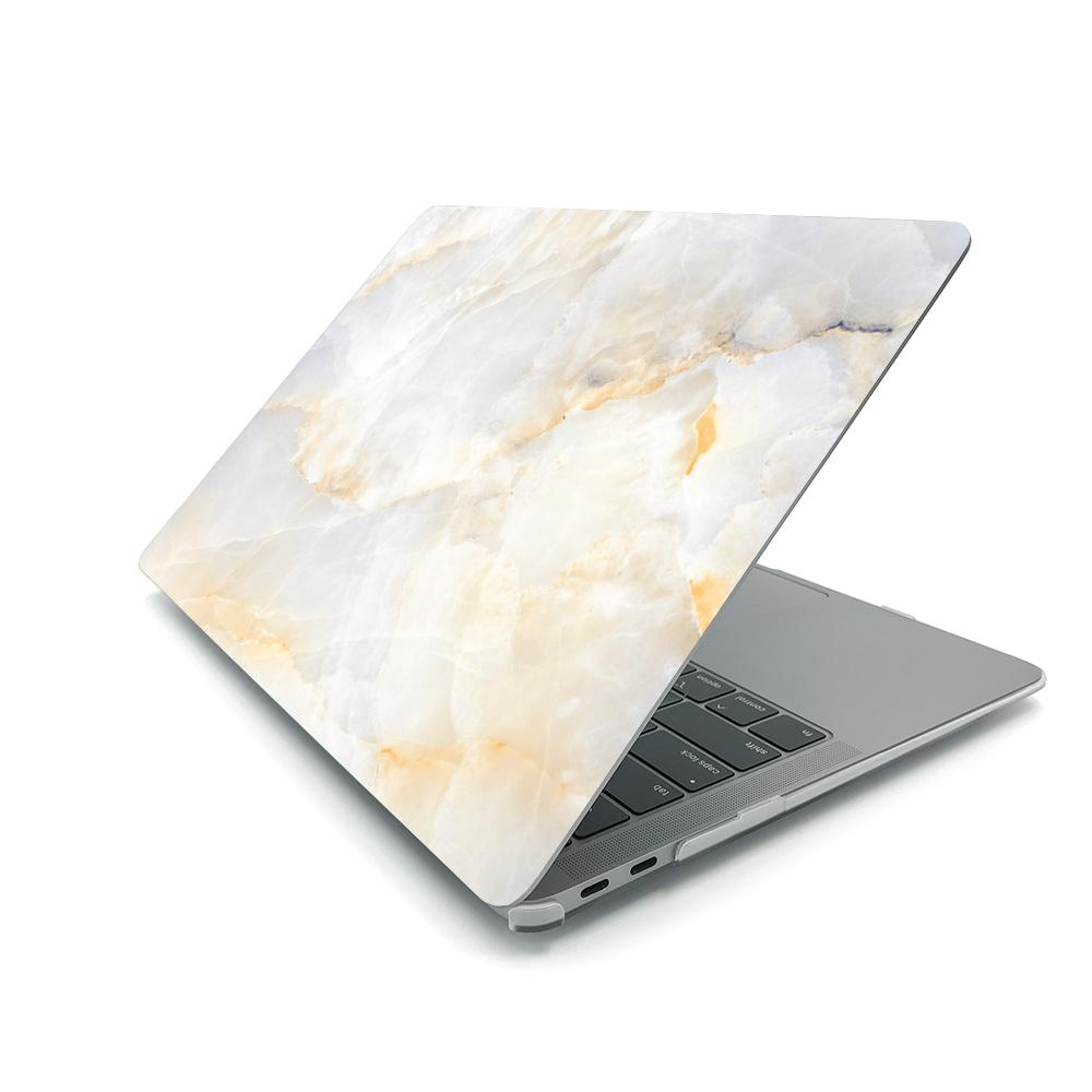 MacBook Case - Alabaster Marble - Slick Case