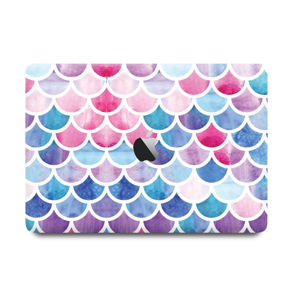 Best Macbook Protective Package - MacBook Case Protective Screen Package - Chromatic Paint