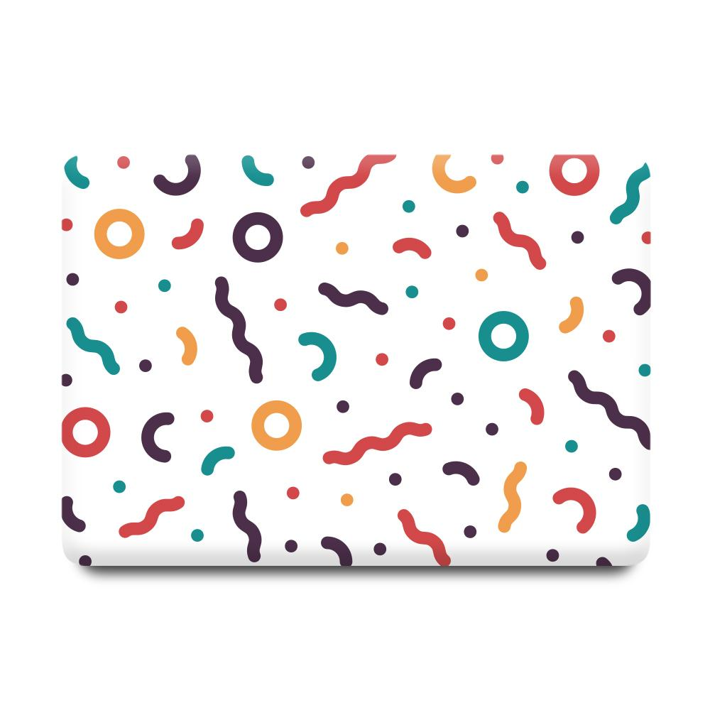 Best Macbook Case - MacBook Case - Colourful Confetti [A2141] New MacBook Pro 16' 2019