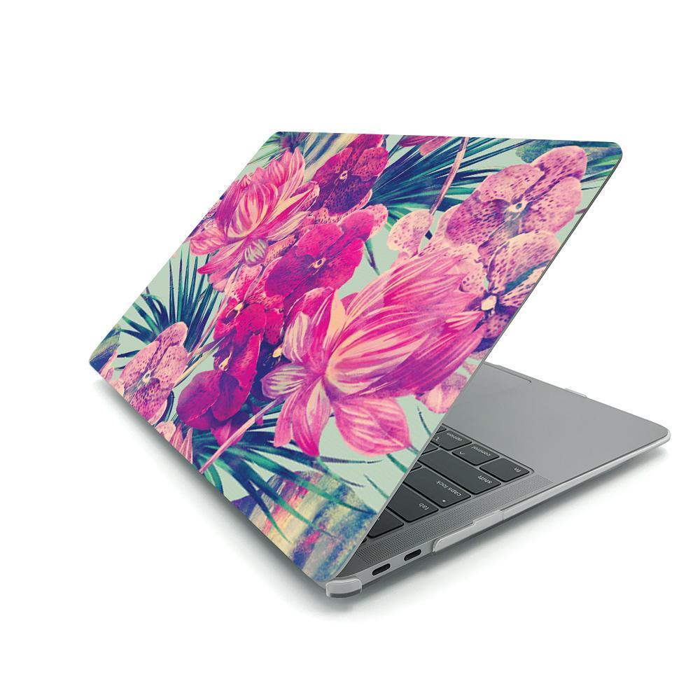 Best Macbook Discount Package - MacBook & iPhone Case Package - Florid Garden