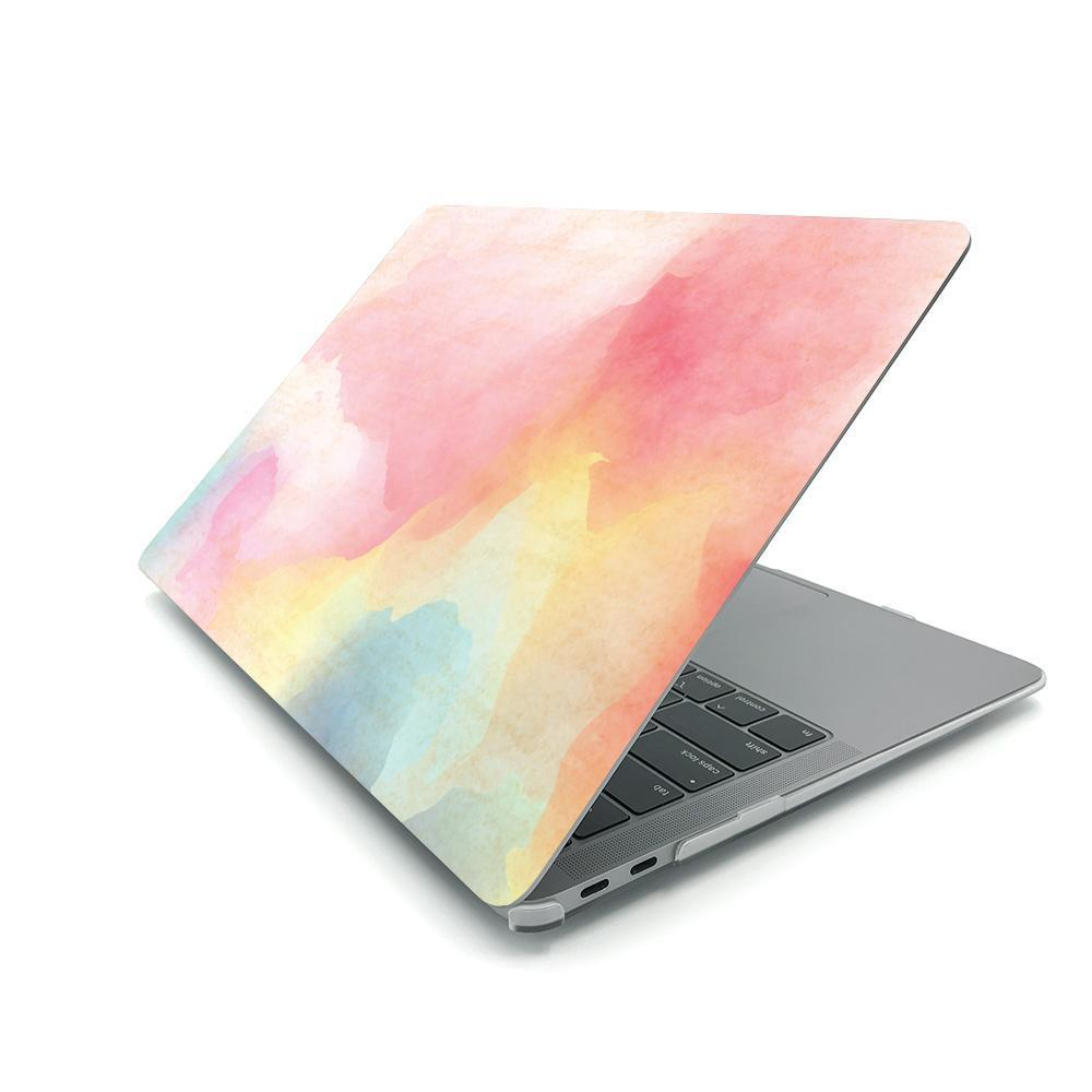 Best Macbook Discount Package - MacBook & iPhone Case Package - Rainbow Mist