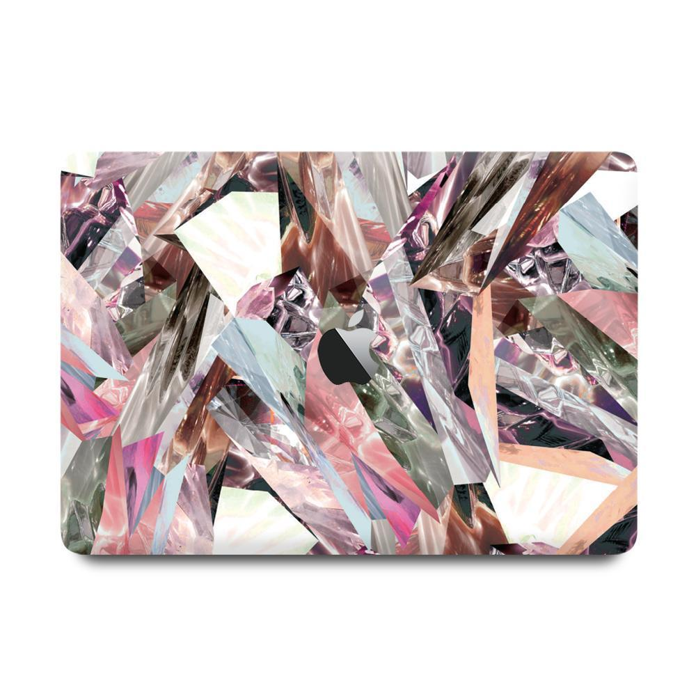 Best Macbook Discount Package - MacBook & iPhone Case Package - Refraction Marble
