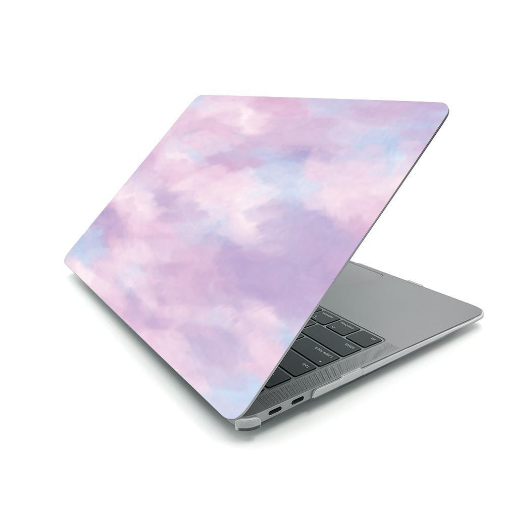Best Macbook Protective Package - MacBook Case Protective Screen Package - Violet Mist
