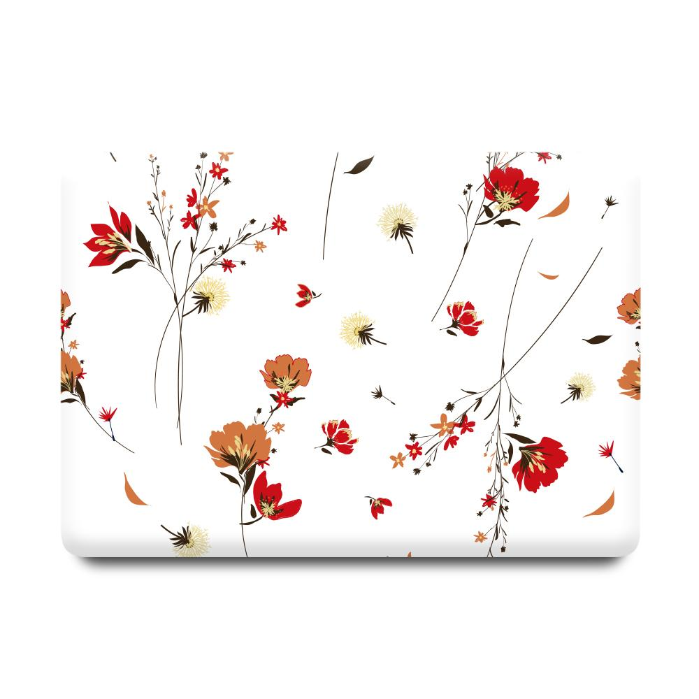 Best Macbook Case - MacBook Case - Wild Floral Dream [A2141] New MacBook Pro 16' 2019
