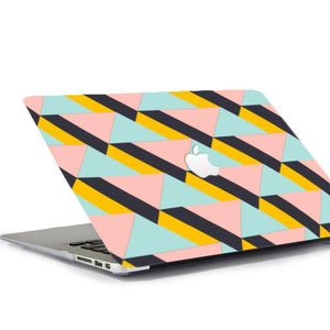 Macbook Case [A1370/A1465] MacBook Air 11' MacBook Case - Overlapping Equilaterals