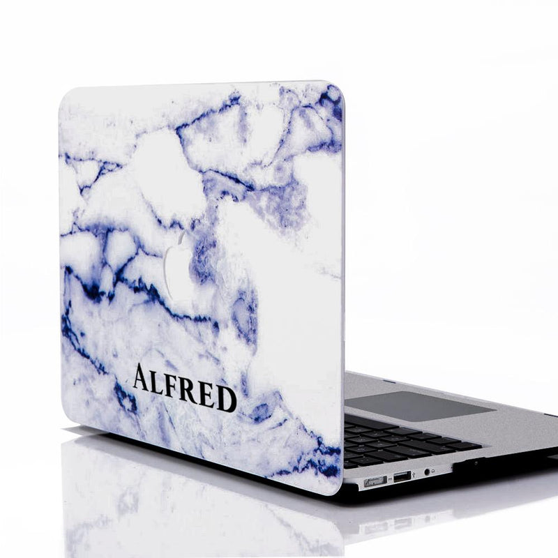 Custom MacBook Case - Mauve Marble (Preorder for Oct 14, 2018) - Slick Case