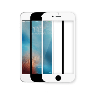 Accessories iPhone 6/6s / White Reinforced HD Glass Protector