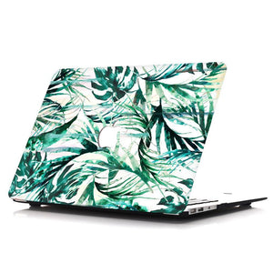 MacBook Case Protective Screen Package - Palm Breeze - Slick Case