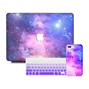 Purple Galaxy Package Discount Package | Slick Case
