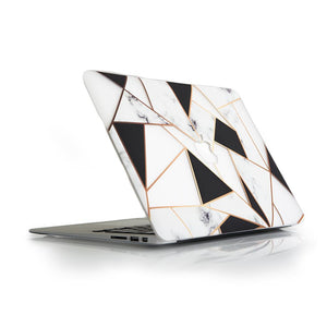 Macbook Case [A1370/A1465] MacBook Air 11' MacBook Case - Structural Marble Mural