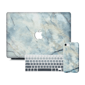Macbook Discount Package [A1370/A1465] MacBook Air 11' / iPhone 6/6s / Gradient Keypad - Grey MacBook & iPhone Case Package - Submarine Marble
