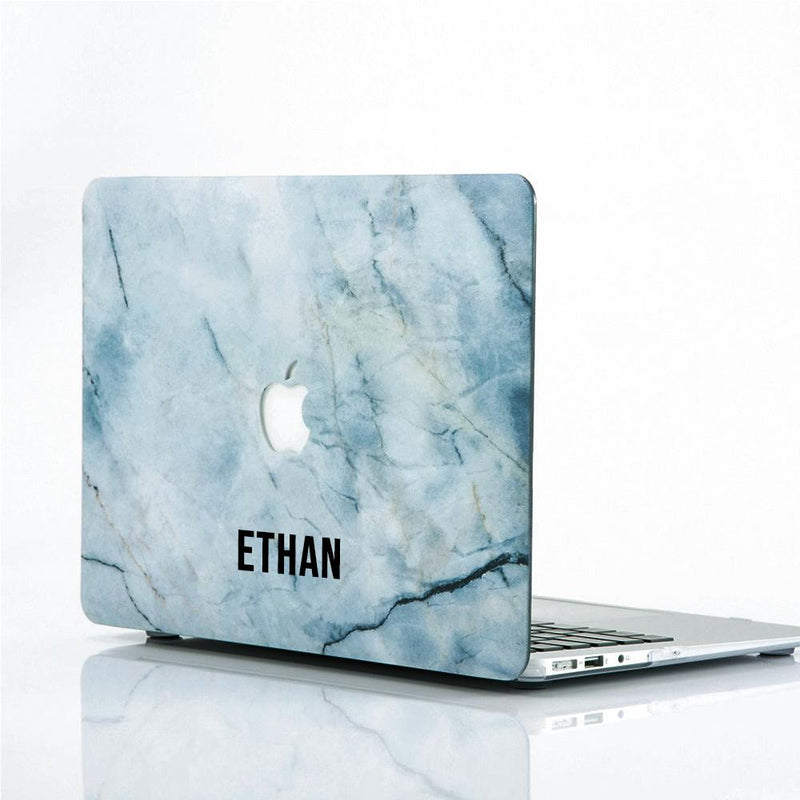 Custom MacBook Case - Submarine Marble (Preorder for Oct 14, 2018) - Slick Case